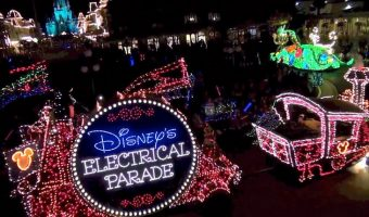 Disney World Ends Main Street Electrical Parade October 2016