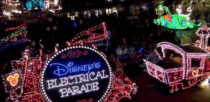 Disney World Ends Main Street Electrical Parade October 2016