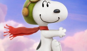 "Catch Snoopy and Charlie Brown in ""The Peanuts Movie"" – PLAYING NOW!"