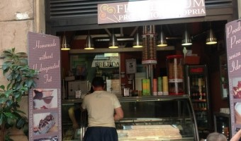 Review: La Gelateria Frigidarium – The Best Gelato In Rome