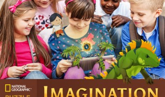 National Geographic Puzzle Explorer App – Empower Kids With Puzzles and Expeditions