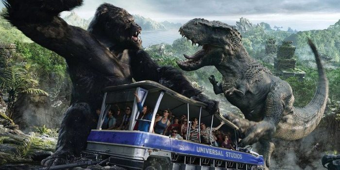 Universal Orlando Delivers With New King Kong Ride and Future Attractions