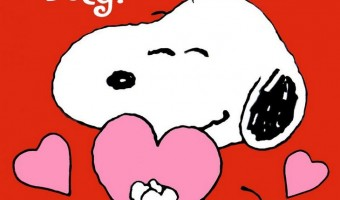 Happy Valentine's Day, From The Peanuts Gang! Win A Peanuts Valentines Prize Pack #PeanutsValentine