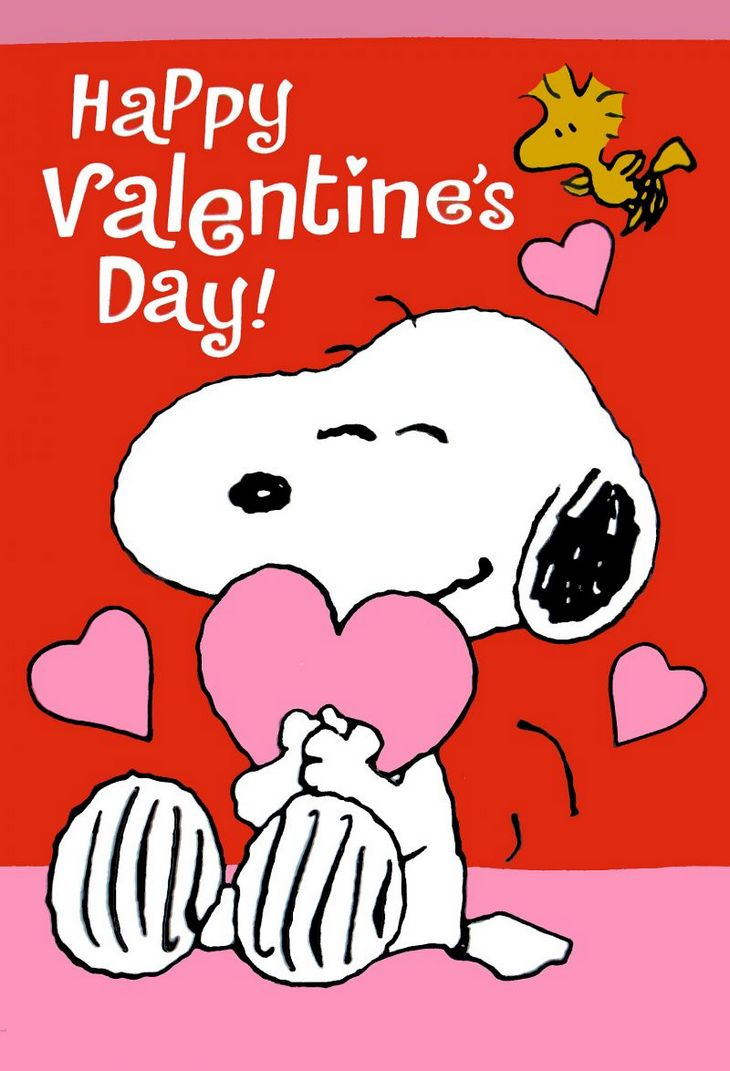 Image result for happy valentines day animated pics snoopy""