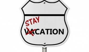 Staycation: Family Vacations in Your Own Back Yard