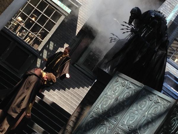 Universal Orlando Park Review: Diagon Alley