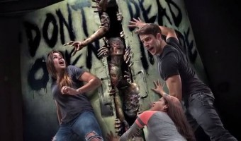 Universal Studios Hollywood Announces The Walking Dead PERMANENT Attraction