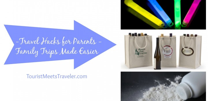 Travel Hacks for Parents – Family Trips Made Easier