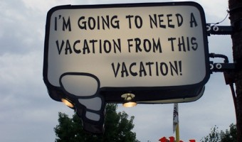 Vacation Ruining Factors You Can Control