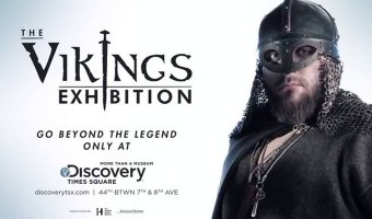 The Vikings Exhibition Arrives in New York Courtesy of Viking Cruises